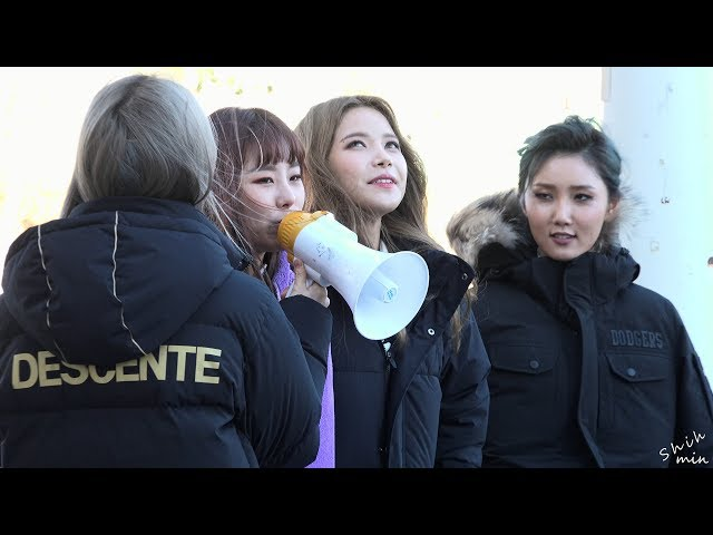 [4K fancam/직캠] 161115 MAMAMOO - mini fan meeting cut # The Show/더 쇼