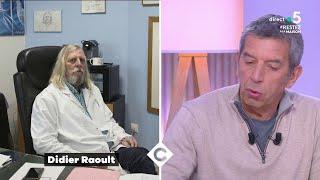 Chloroquine : un traitement en test - C à Vous - 23/03/2020