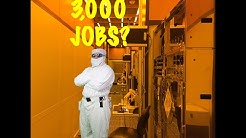 Did Intel's new jobs at fab42 in Chandler Arizona create a housing crisis in Chandler?