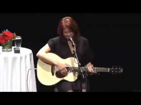 """Rosanne Cash on Dylan's """"Girl From The North Country"""" (Oct. 21, 2009)"""