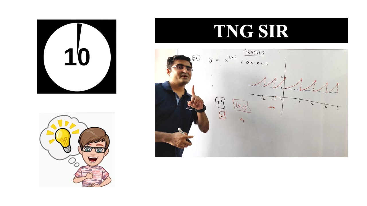 Playing With Graphs - Part 2   Relations & Functions - 09   Class 12   CBSE   JEE Main  JEE Advanced