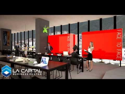 Interiores La Capital Busines Center