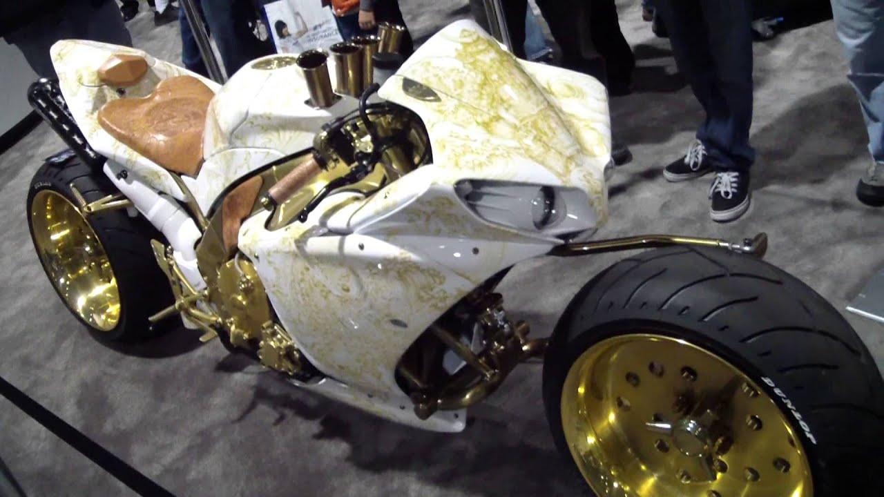 Yamaha R Custom Motorcycle Paint Jobs