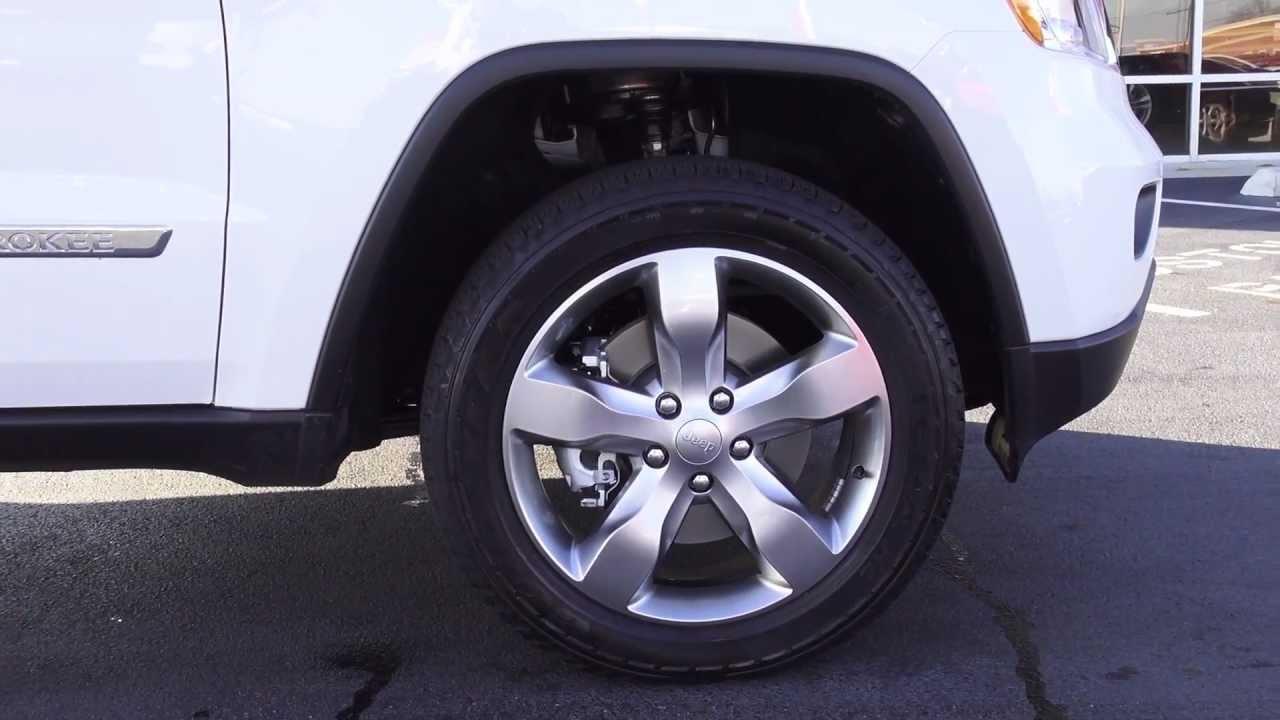 2013 Grand Cherokee Lift Youtube 2011 Jeep Leveling Kit