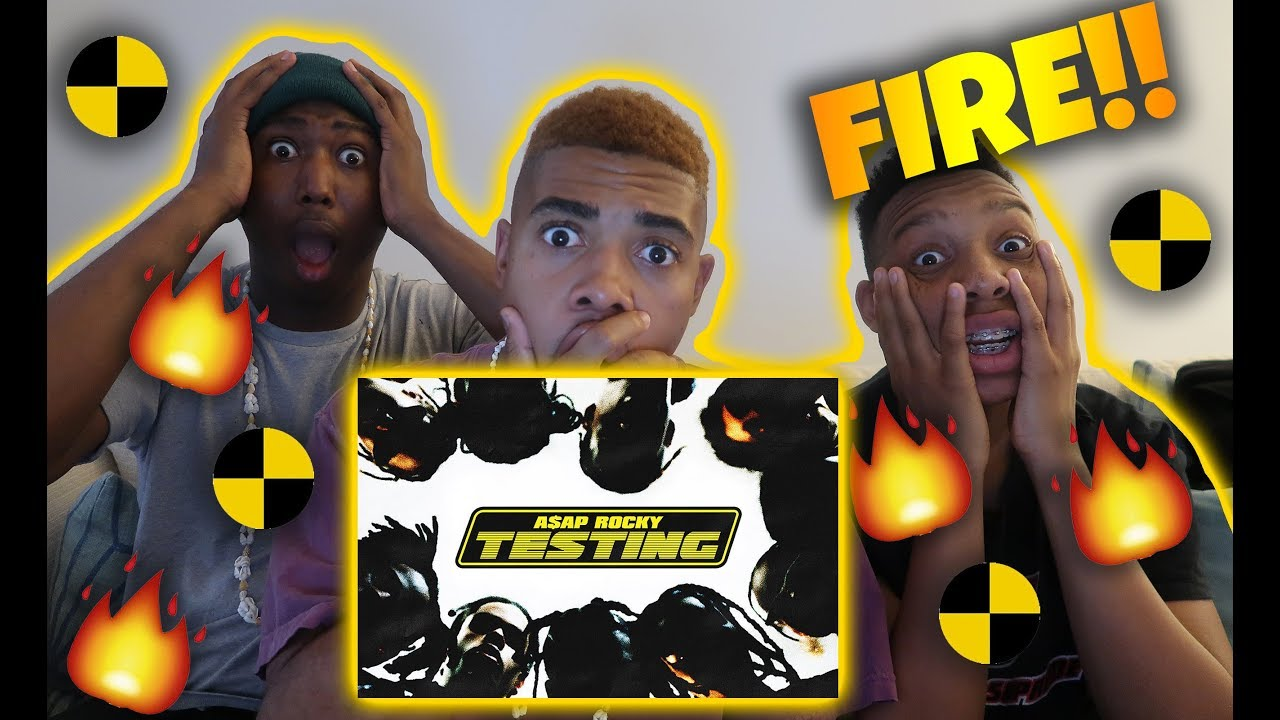 FAMILY REACTS TO ASAP ROCKY - TESTING! (FULL ALBUM REVIEW & REACTION VIDEO)