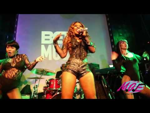 BIANCA BONNIE BET MUSIC MATTERS AT SOBS