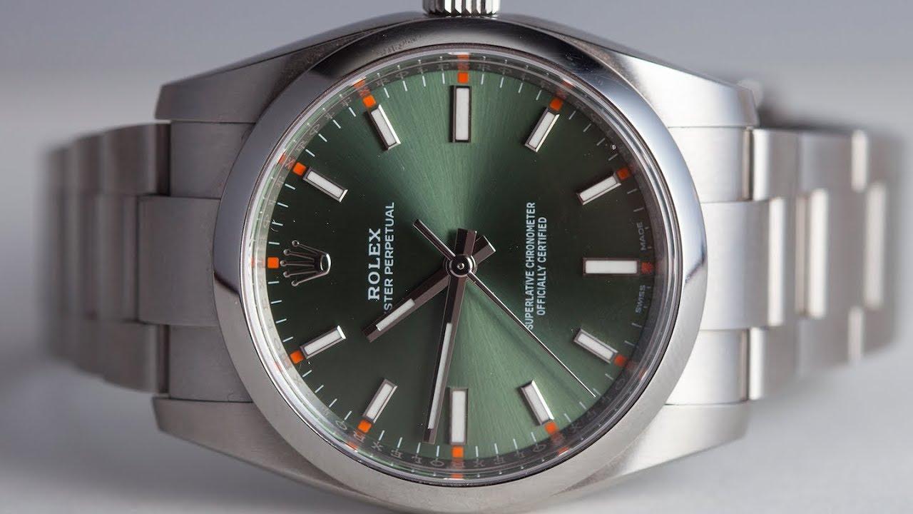 Rolex Oyster Perpetual Tudor Quartz A Rolex Day Date In The