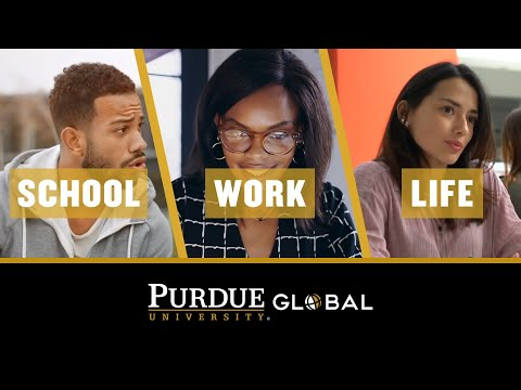 A World-Class Education 100% Online | Purdue University Global