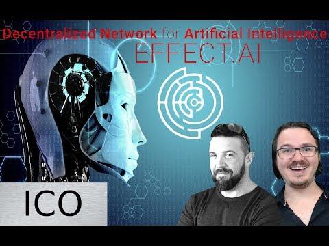 EFFECT.AI ICO – AI is the Future – Blockchain is the Road