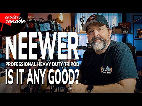 Neewer Professional Heavy Duty Video Tripod | Budget Friendly Video Tripod Review