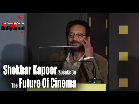 UNCUT | Shekhar Kapoor Speaks On The Future Of Cinema At The Jagran Cinema Summit