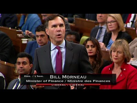 Avoid-Question Period Starring Bill Morneau Shepell