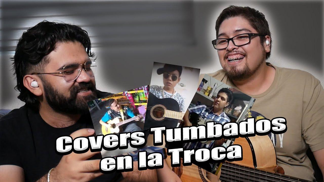 Viendo sus Covers de Tumbado en la Troca ft @El Magallanes