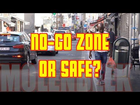 Brussels: Travel in Molenbeek (DANGEROUS?! Media vs. Reality)