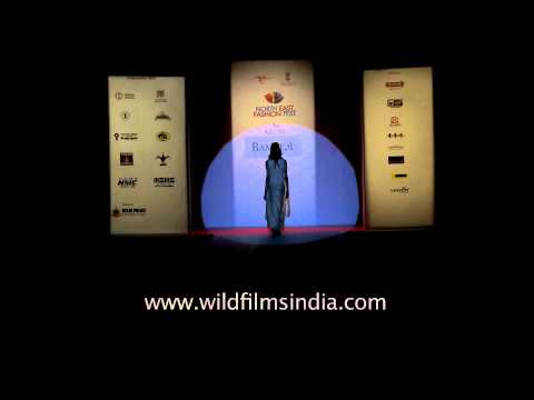 Bambi K during her show- Delhi