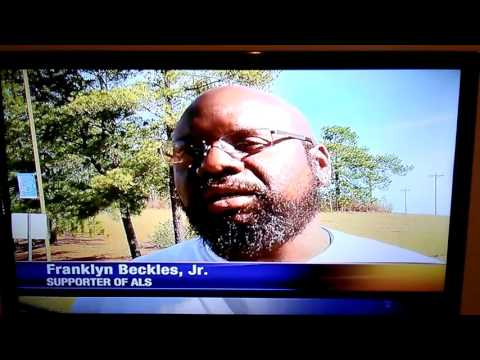 """Aiken Standard News: """"Father and Son perform ALS run from Augusta to Aiken!"""""""