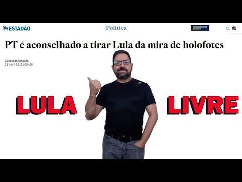 Justiça tenta acordo com Lula. Arregou!