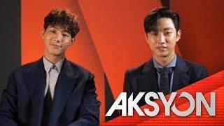 Nagtagalog na Korean stars