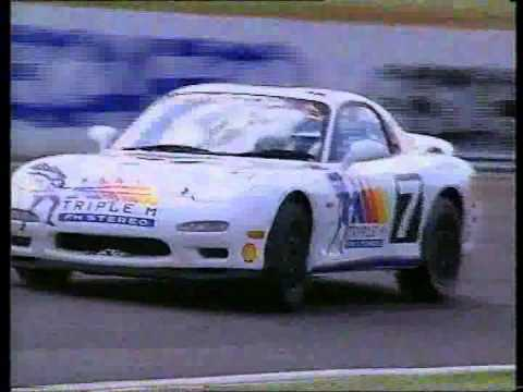1995 Australian GT Production Car Series Highlights - Rd 2 Oran Park