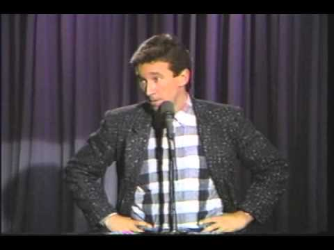Tim Allen Stand Up Comedian Late 1980s Youtube