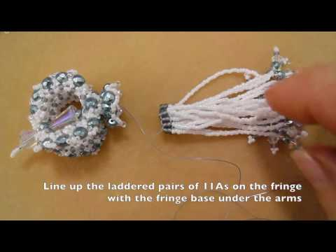 DIY Beading - How To Make: Ice Crystal Tassel (MGS Designs)