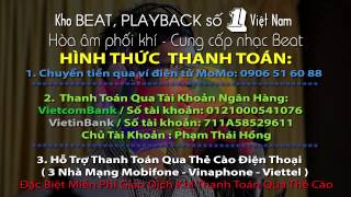Nụ Cười Trường Sa (Hạ Trâm & Nhóm Lửa Việt) Beat