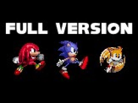 Sonic Adventures In Fabric Season 1 Intro Full Version Youtube