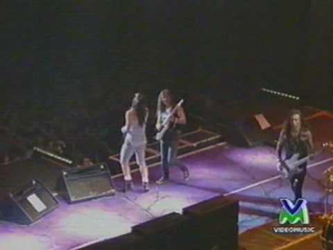 Iron Maiden-2.Prowler(Milan 1993)