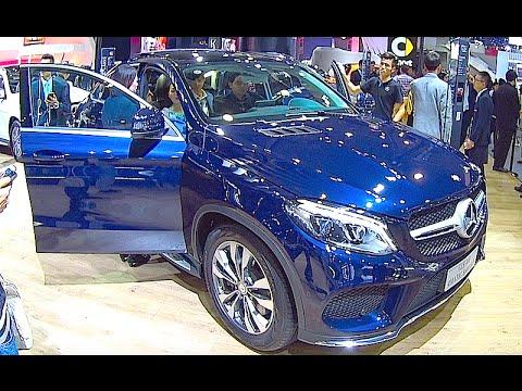 New Mercedes Gle Sport Suv Interior