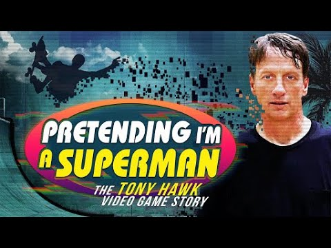 Pretending I'm A Superman - Official Trailer