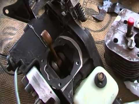Video Guida Revisione Motore Motosega Mcculloch By
