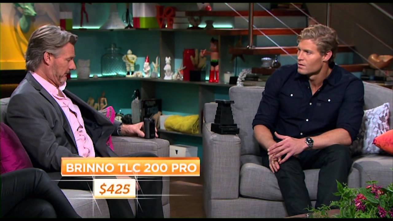 Brinno tlc200 pro is the hot product in the living room show ten tv channel at australia youtube for The living room tv show australia