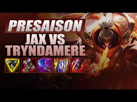 Vidéo d'Alderiate : ALDERIATE - JAX VS TRYNDAMERE - PRÉSAISON 11 - JE TESTE DES ITEMS BONUS MS