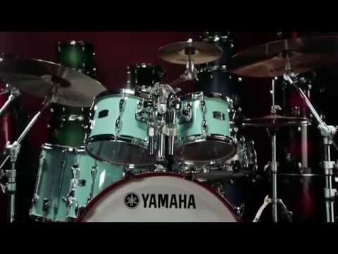 Yamaha Recording Custom Drums