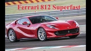 Test Drive Ferrari 812 Superfast