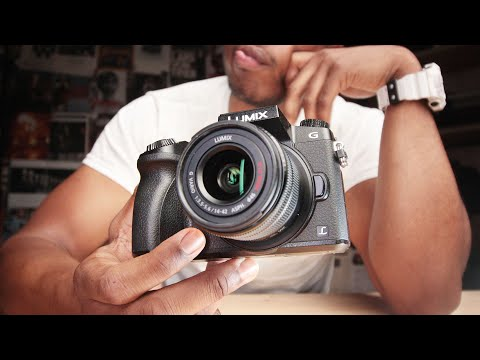 Lumix G7 still worth it in 2020? // 1 year review