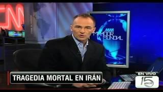 Unos 180 muertos tras terremotos en Irán