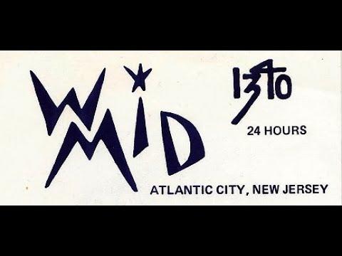 WMID 1340 Atlantic City - WMID Jingles - 1960s