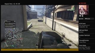 GTA  Day Stream 08/16/17 Helping Subs make money