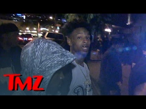 21 Savage Wants to Make it Nasty with...