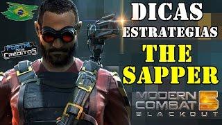 + TAGS: Modern Combat 5 Tips de Como Jogar Bem Com a Nova Classe Th...
