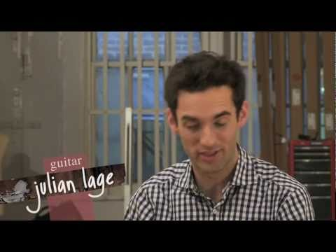 Conversations on Common Ground - Julian Lage