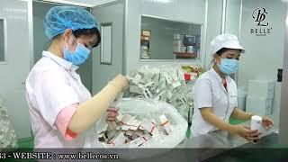 MỸ PHẨM BELLE - Mỹ phẩm chuẩn Hàn dành cho người Việt