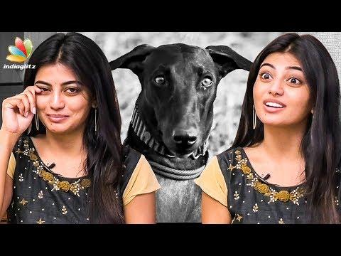 I Started Crying Seeing The Dog : Anandhi Interview   Kathir, Pariyerum Perumal