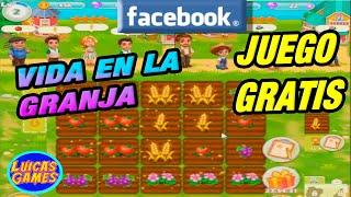 Vida en la Granja Juego Gratis Facebook y PC