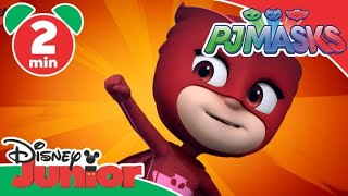 PJ Masks Super Pigiamini | Ciao, Ciao Gufetta! - Disney Junior Italia