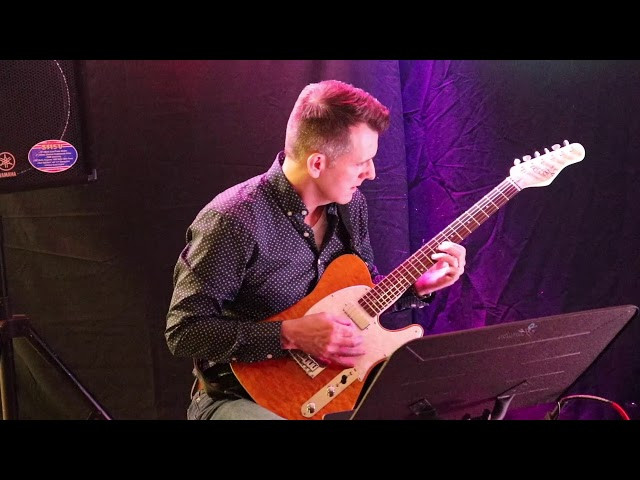 Guitar Student - Blues Improvisation