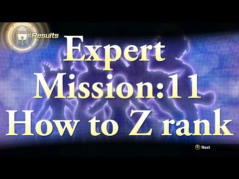 Dragon Ball Xenoverse 2 Expert Mission: 11 How to Z Rank