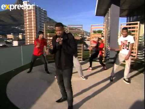 Loyiso Bala performs