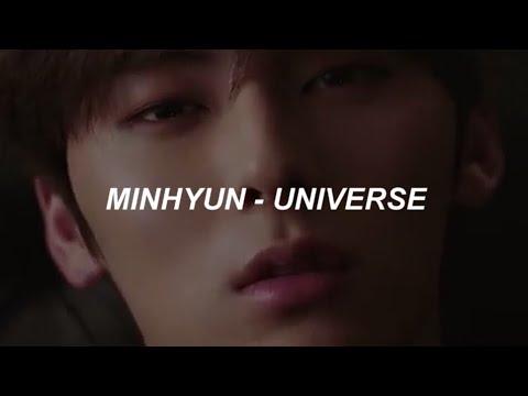 Minhyun (NU'EST) – 'Universe (별의 언어)' Easy Lyrics